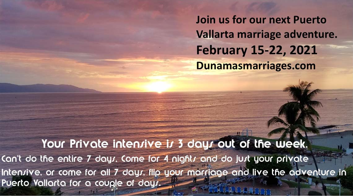 Puerto Vallarta marriage intensive