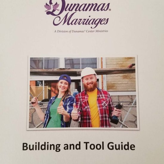 Marriages Building and Tool Guide